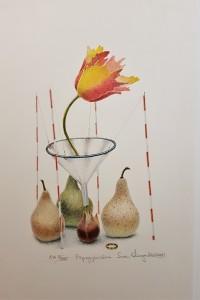Sven Lingardsz litografi 1600kr