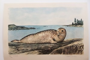 Torbjörn Svensson litografi