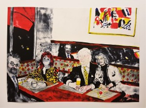 Nr.86 Peter Dahl litografi 4900kr