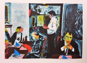 Nr.88 Peter Dahl litografi 4900kr