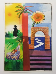 Nr.90 Jeanette Karsten litografi 2900kr