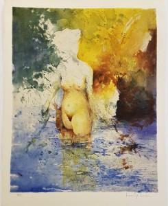Nr.95 Lars Eje Larsson litografi